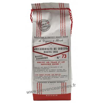 Bicarbonate de sodium 500 gr Mas du roseau