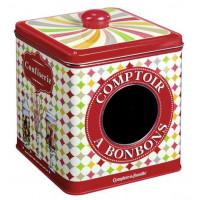 Boîte à Bonbons Comptoir de Famille