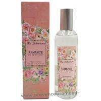 Eau de Toilette ARMANCE Bergamote amande boisée LBS Parfum