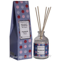 Parfum à bâtons FRAMBOISE 50 ml Provence et Nature