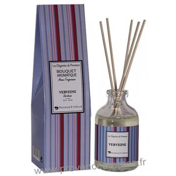 Parfum à bâtons VERVEINE 50 ml Provence et Nature