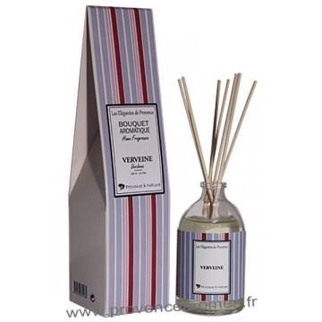 Parfum à bâtons VERVEINE 100 ml Provence et Nature