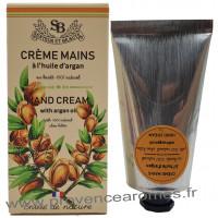 Crème mains à l' HUILE D'ARGAN Un été Provence 75 ml