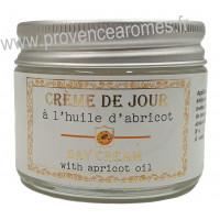 Crème de jour à L'HUILE D'ABRICOT Un été en Provence