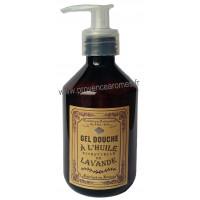 Gel douche à l'huile essentielle de LAVANDE Un été en Provence