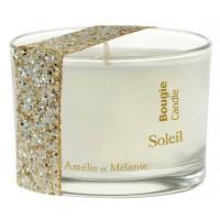 Bougie parfumée SOLEIL Amélie et Mélanie Lothantique