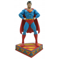 SUPERMAN figurine DC Comics Silver age collection Jim Shore