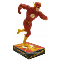 FLASH figurine DC Comics Silver age collection Jim Shore