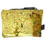 Pochette coton L'ARBRE DE VIE Gustav Klimt