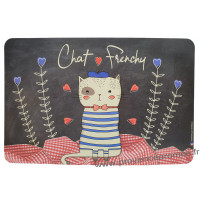 Set de table CHAT FRENCHY