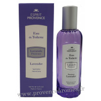 Eau de toilette LAVANDE PRÉCIEUSE 100 ml Esprit Provence
