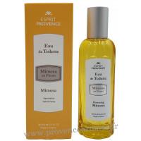Eau de toilette MIMOSA EN FLEURS 100 ml Esprit Provence
