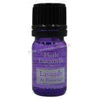 Huile essentielle de lavande de Provence Flacon 5 ml Esprit Provence