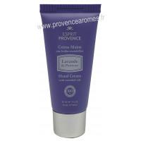 Crème mains aux huiles essentielles Lavande de Provence 30 ml Esprit Provence
