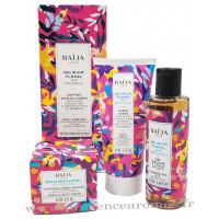 Coffret soin Iris Patchouli Baïja Delirium Floral collection