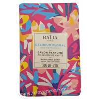 Savon 200 gr Iris Patchouli Baïja Delirium Floral collection