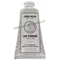 Crème mains au LAIT D'ÂNESSE Bio 50 ml