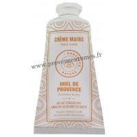 Crème mains MIEL de PROVENCE et LAIT D'ÂNESSE Bio 50 ml
