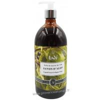 Savon liquide d'Alep huile de laurier 15% Tadé - 1 litre