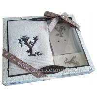 Coffret cadeau personnalisé initiale lettre Y