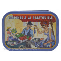 Sardines à la Ratatouille - La bonne mer - Ferrigno