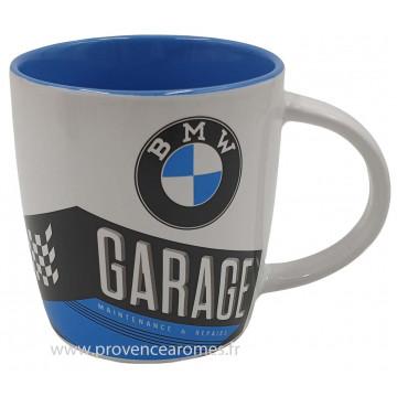 Mug BMW GARAGE déco rétro vintage