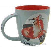 Mug VESPA GS 150 SINCE 1955 déco rétro vintage