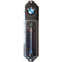 Thermomètre métal BMW rétro vintage collection