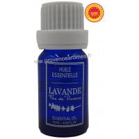 Huile essentielle de lavande de Provence Flacon 10 ml Comptoir de la Lavande