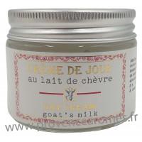 Crème de jour au lait de chèvre Un été en Provence