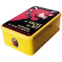 Boîte VACHE QUI RIT déco publicité rétro vintage