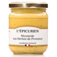 Moutarde aux Herbes de Provence L'épicurien- 200g