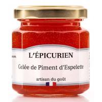 Gelée de Piment d'Espelette L'épicurien - 100g