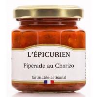 Piperade au Chorizo L'épicurien - 100g