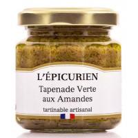 Tapenade Verte aux amandes L'épicurien - 100g