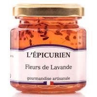 Confit de fleurs de Lavande L'épicurien - 125g