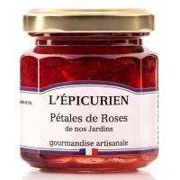 Confit de Pétales de roses L'épicurien - 125g