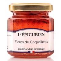 Confit de fleurs de coquelicot L'épicurien - 125g