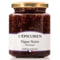 Confiture de figue noire L'épicurien - 330g