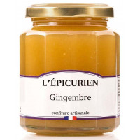 Confiture de gingembre L'épicurien - 320g