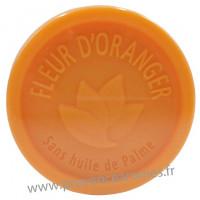 Savon FLEUR D'ORANGER 100 gr sans huile de Palme Esprit Provence