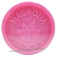 Savon MAGNOLIA 100 gr sans huile de Palme Esprit Provence