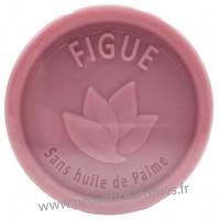 Savon FIGUE 100 gr sans huile de Palme Esprit Provence