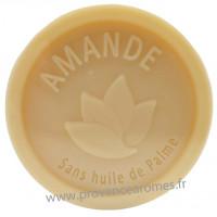 Savon AMANDE 100 gr sans huile de Palme Esprit Provence