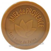 Savon MIEL DE PROVENCE 100 gr sans huile de Palme Esprit Provence