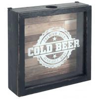 Boîte à capsules COLD BEER