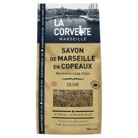 Savon de Marseille en Copeaux OLIVE 750gr