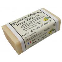 Savon à l'huile d'Onagre, romarin, géranium, lavande, et huile d'olive Bio de Provence Arômes