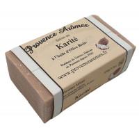 Savon au Beurre de Karité à l'huile d'olive Bio de Provence Arômes