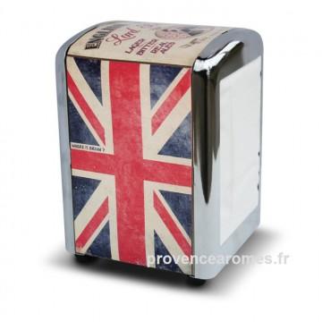 """Distributeur de serviettes """" ENGLISH PUB """" Natives déco rétro vintage"""
